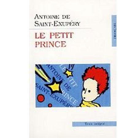 """Antoine de Saint-Exupery """"Le petit Prince"""""""