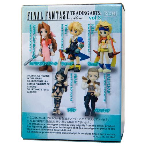 Набор фигурок Final Fantasy