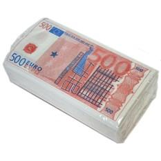 Салфетки Пачка 500 евро