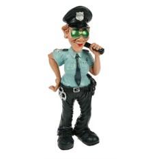 Декоративная фигурка Мисс Полиция