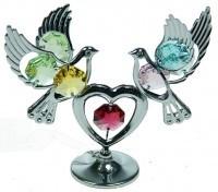 Декоративная фигурка Голубиная любовь