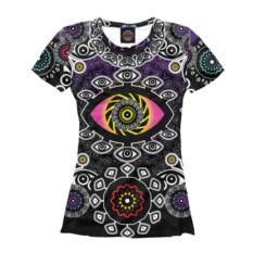 Женская футболка Transmutation