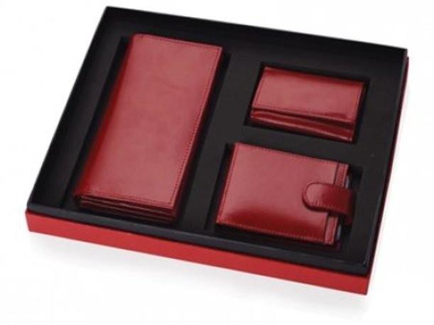 Красный подарочный набор