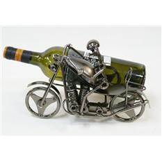 Подставка для бутылок Мотоциклист