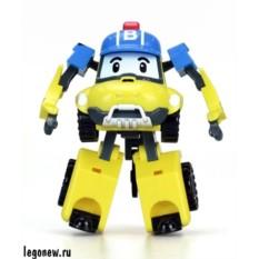 Машинка - трансформер Поли Баки (Robocar)