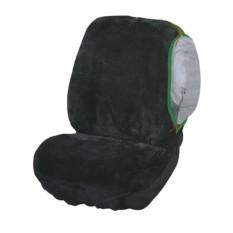 Авточехол на сиденье из натуральной овчины Walser Real fur
