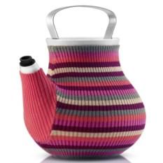 Заварочный чайник в розовом вязаном чехле My Big Tea 1.5 л