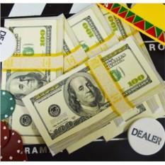 Маленький конверт для денег 100$