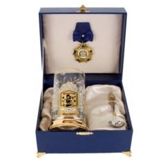 Набор из подстаканника с орденом Золотой дедушка