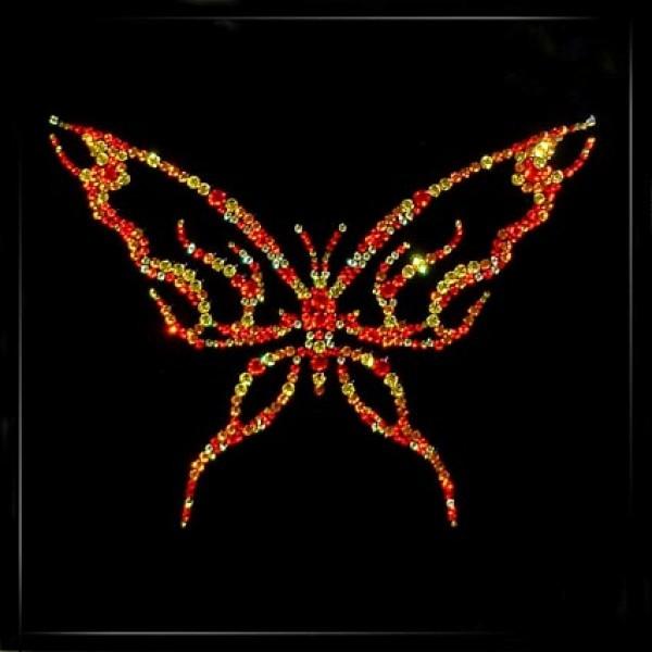 Картина Swarovski Бабочка
