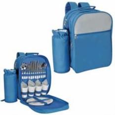 Набор для пикника на 4 персоны в рюкзаке Пилигрим