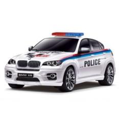 Радиоуправляемый полицейский джип GK Racer Series BMW X6