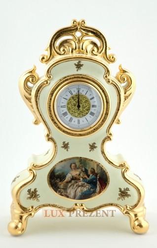 Каминные часы Барокко