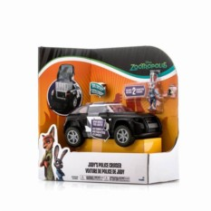 Набор Zootropolis с автомобилем Джип Джуди и Хорьковиц