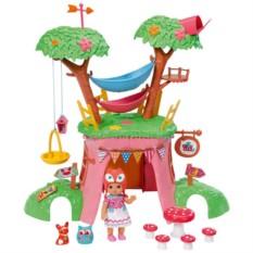 Игровой набор Zapf Creation Дерево-домик с куклой