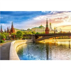 Пазл Набережная Москва
