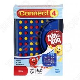 Дорожная игра Hasbro Собери 4