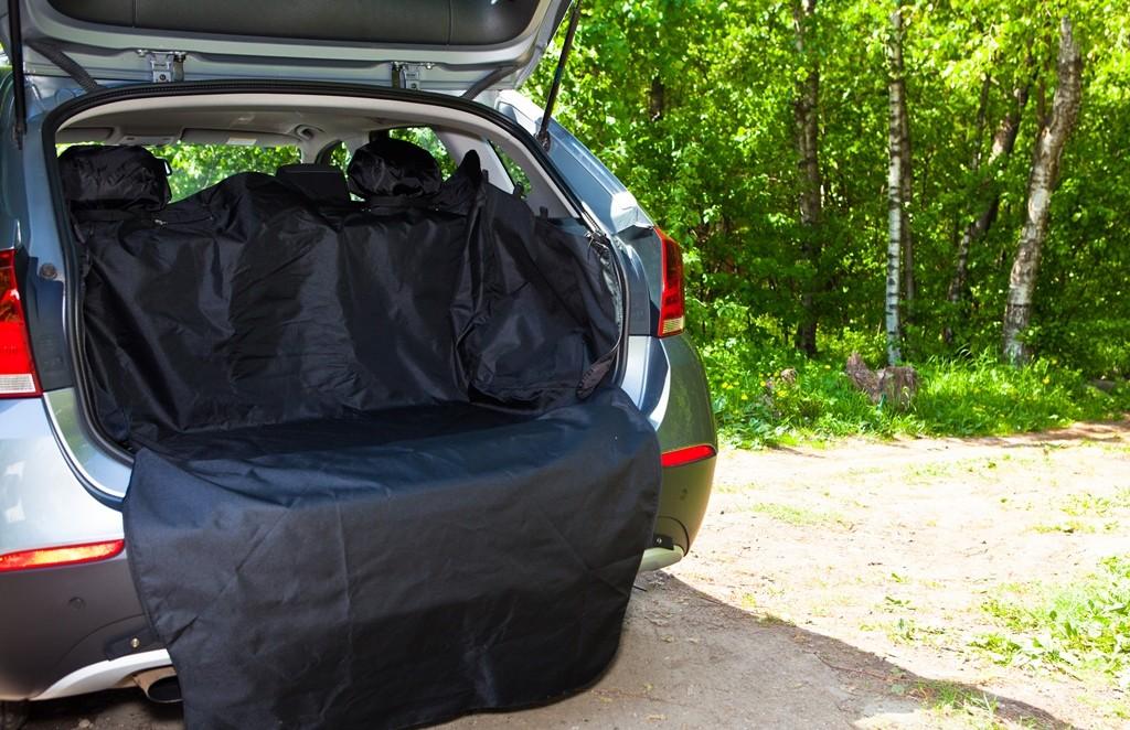 Автогамак в багажник