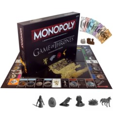 Монополия «Игра Престолов»