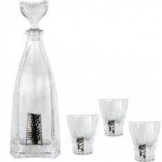 Набор для водки Кристалл