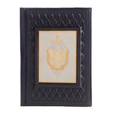 Обложка для паспорта «ФСБ» (натуральная кожа)