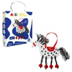 Набор для раскрашивания «Глиняная лошадка Анабель»