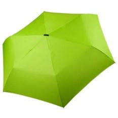 Легкий складной зонт Unit Slim (цвет: зеленое яблоко)