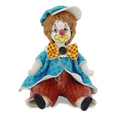 Большой жёлтый клоун  в берете