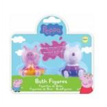 Игровой набор для ванной «2 фигурки», Peppa Pig