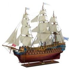 Модель линкора Святой Павел