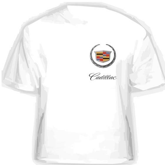 Прикольная футболка CADILAC