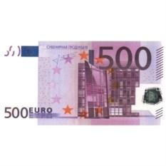 Прикольные наклейки 500 евро