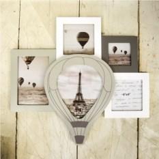 Фоторамка на 5 фото Воздушный шар