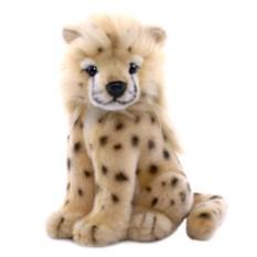 Мягкая игрушка Hansa Детеныш гепарда, 18см