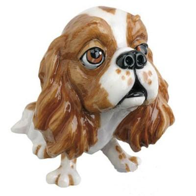 Фарфоровая фигурка собачки Trudi
