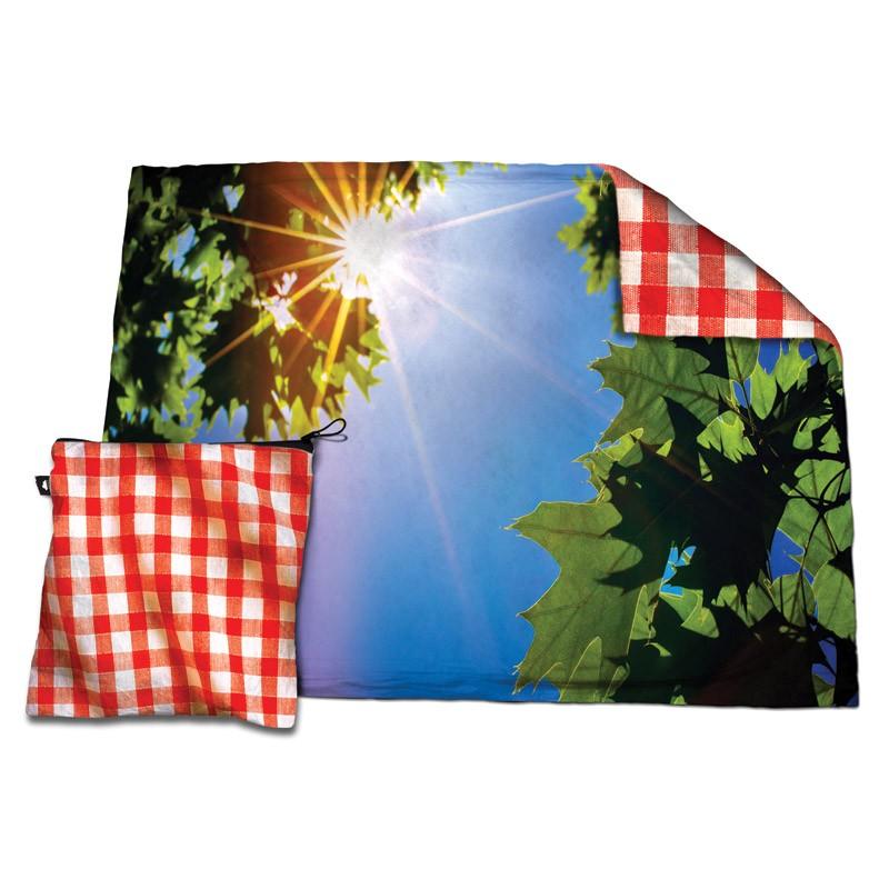 Зонт-коврик для пикника Manbrella Sky