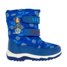 Сноубутсы Paw Patrol (цвет: синий)
