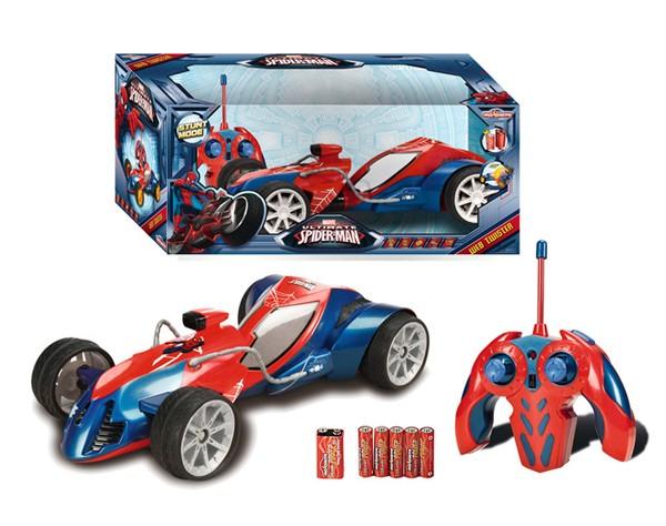 Игрушка Машинка на радиоуправлении Человек паук