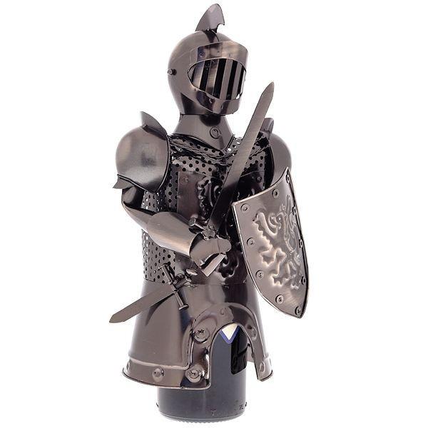 Подставка для бутылки Рыцарь во всеоружии.