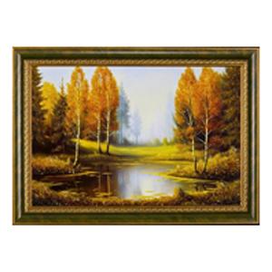 Картина из янтаря Amber