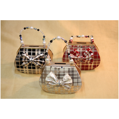 Копилка «Дамская сумочка»