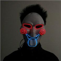 Светящаяся маска Пила LED