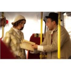 Подарочный сертификат Экскурсия на трамвае 302-БИС