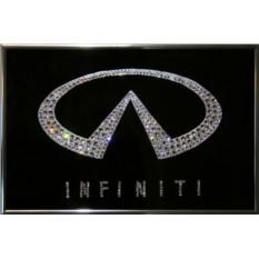 Картина с кристаллами Сваровски Infiniti