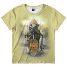 Детская футболка Русь