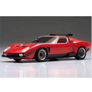Lamborghini Jota SVR Red