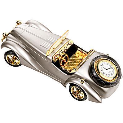 Часы-автомобиль