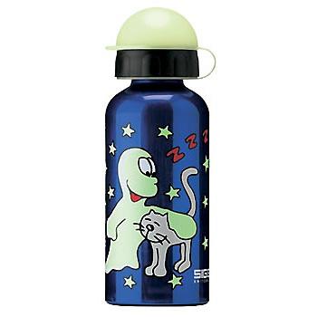 Аллюминевая бутылка 0,4L Sigg «Пpивидение»