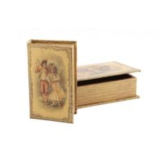 Набор шкатулок-книг