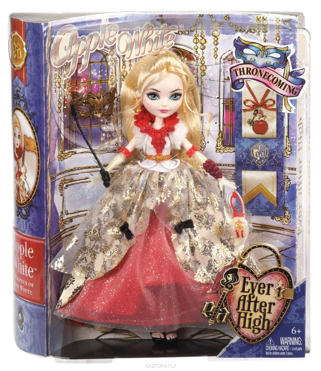 Кукла Эппл Уайт Ever After High